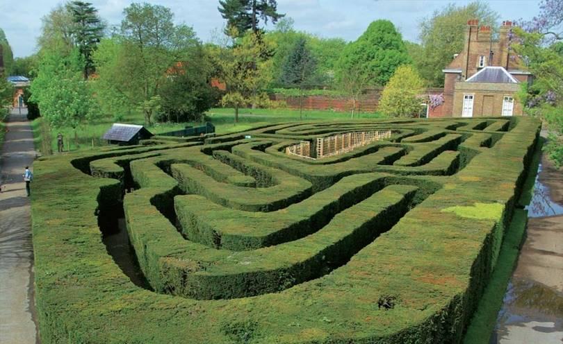Hampton Court Palace (Surrey, UK)