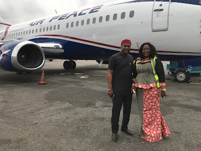 Air Peace Boosts Expansion Drive With 13th Aircraft