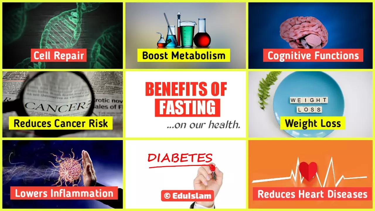 Amazing health benefits of Ramadan