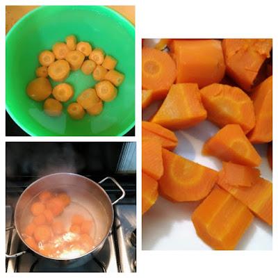 crema di carote