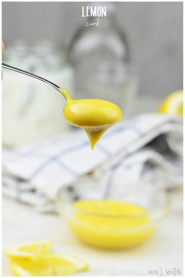 Lemon Curd- crema de limón- Cómo realizar la crema inglesa de limón en thermomix, microondas y al calor del fuego