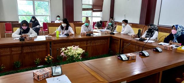 Komisi IV Gelar RDP Terkait Perubahan Tiga Puskesmas Menjadi BLUD