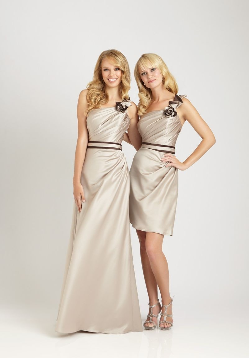 WhiteAzalea Bridesmaid Dresses: Champagne Bridesmaid Dresses