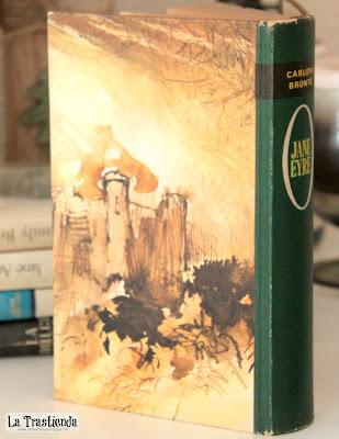 Libro Jane Eyre - Charlotte Brontë - Edición 1964