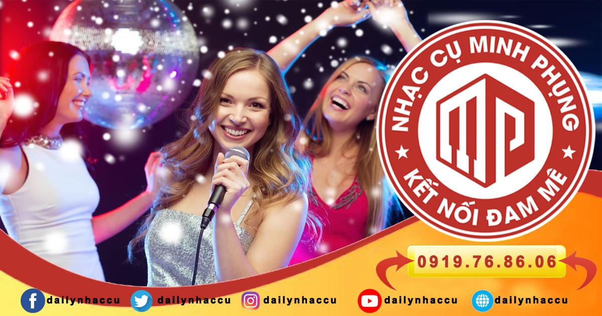 Karaoke xin chia sẻ quý khách