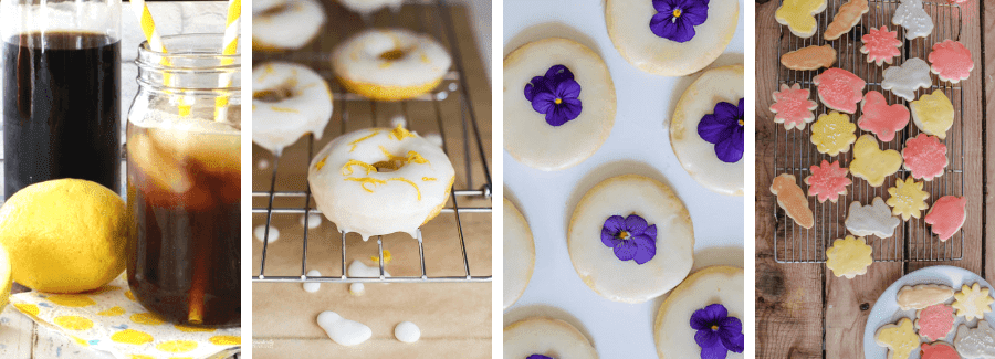 spring recipe ideas