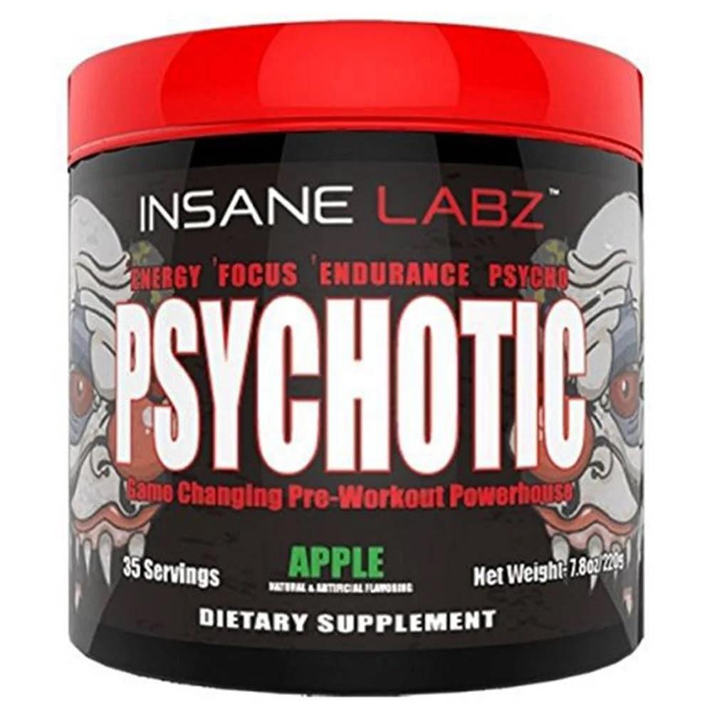Insane Labz Psychotic, 0.48 lb
