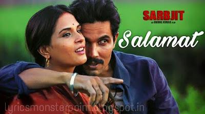 Salamat arijit singh