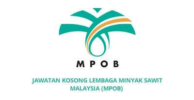 Jawatan Kosong Lembaga Minyak Sawit Malaysia 2019 (MPOB)