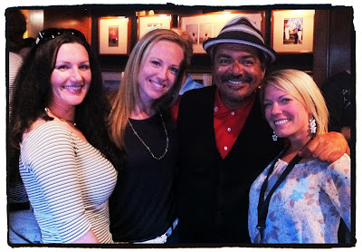 George Lopez at AT&T Pebble Beach National Pro-Am Golf Tournament