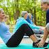 Ο αθλητισμός ωφελεί τη μέση ηλικία