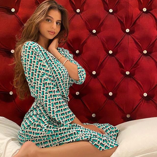 Shahrukh Khan's daughter Suhana Khan shares bold photos on Insta, people get sweaty Funny Jokes
