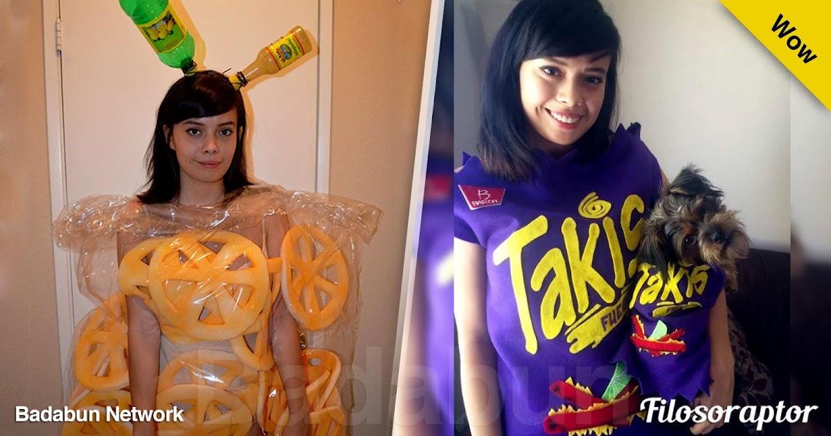 chica mexicana usa disfraces geniales para halloween CulturaMexicana creatividad
