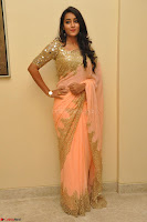 Bhanu Shri looks stunning in Beig Saree choli at Kalamandir Foundation 7th anniversary Celebrations ~  Actress Galleries 013.JPG