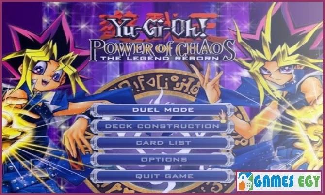 تنزيل لعبة يوغي Yu-Gi-Oh بالعربي