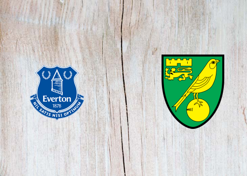 Everton vs Norwich City -Highlights 23 November 2019