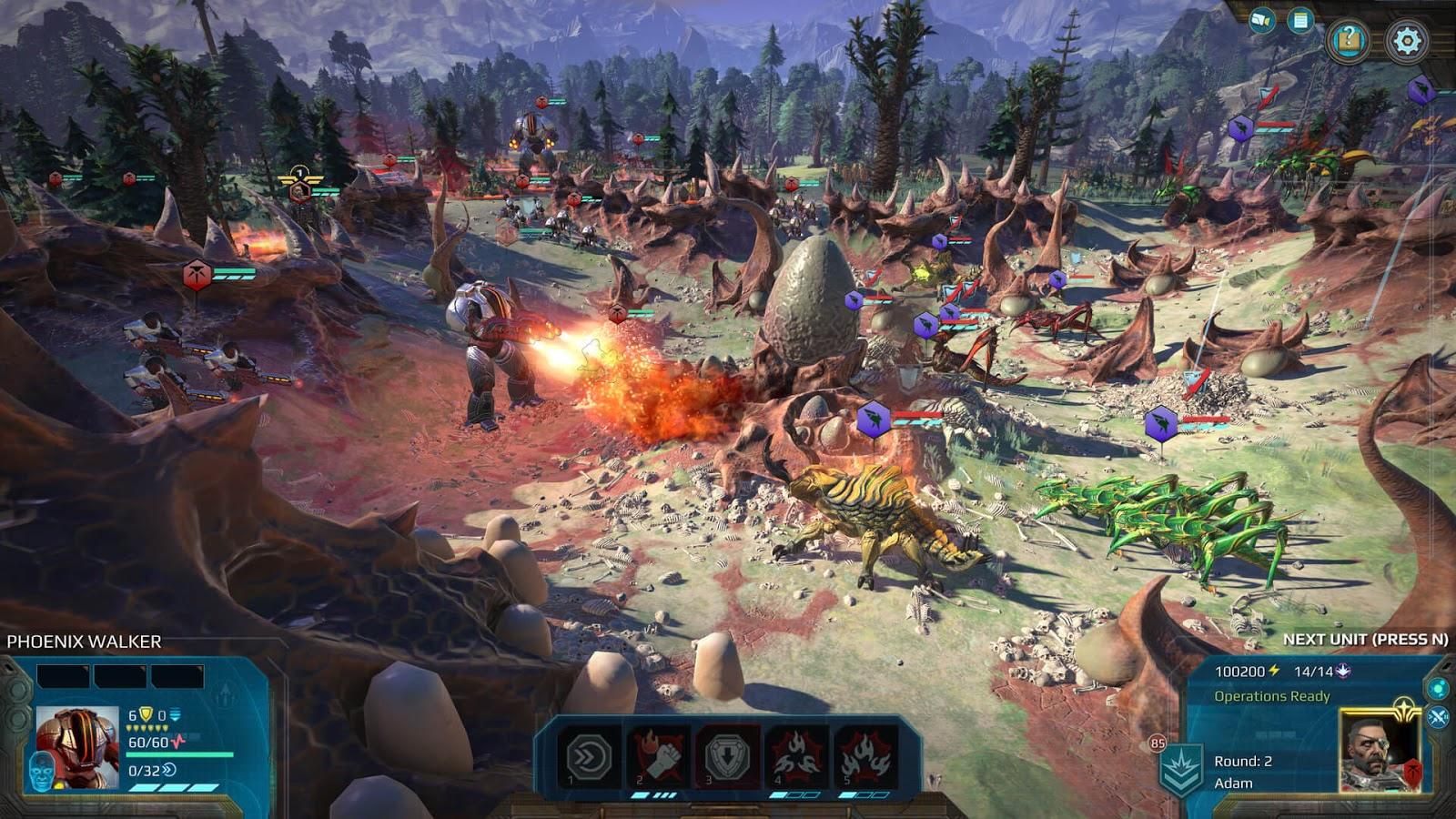 Age Of Wonders Planetfall Full Español