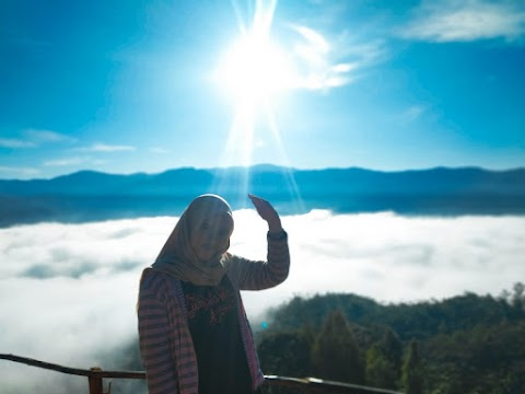 Negeri di Atas Awan Banten Wisata Indah di Gunung Luhur Citorek Kab. Lebak