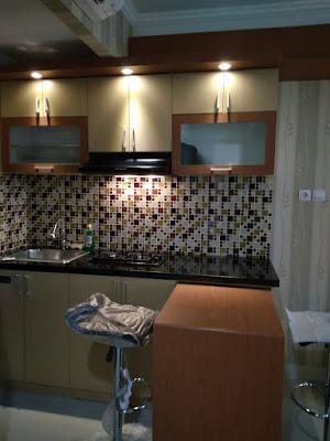 Pembuatan Kitchen Set Extra Elegan
