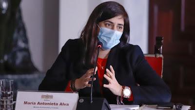 MEF: Perú aplicó plan económico de 20 puntos del PBI frente a pandemia