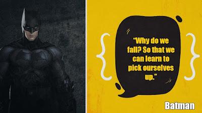 Batman quotes dark knight