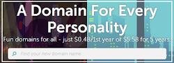 Modal $5 dapat Domain 5 Tahun, Mau?