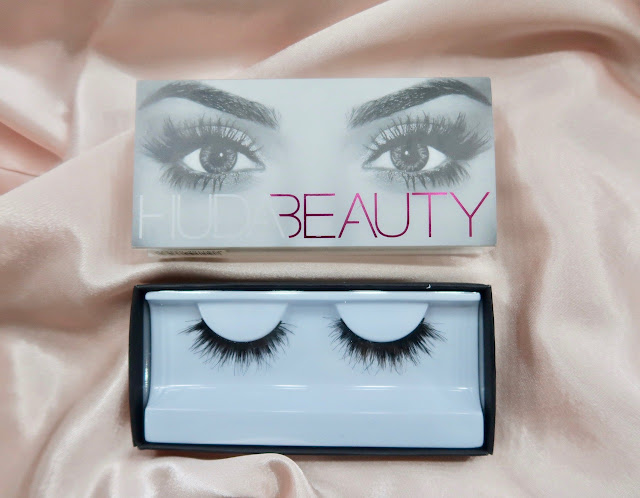 ef97ef0cf27 Huda Beauty Lashes Shortie 18 by Olivia Culpo: Falsies with just the ...
