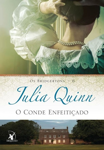 O Conde Enfeitiçado - Julia Quinn