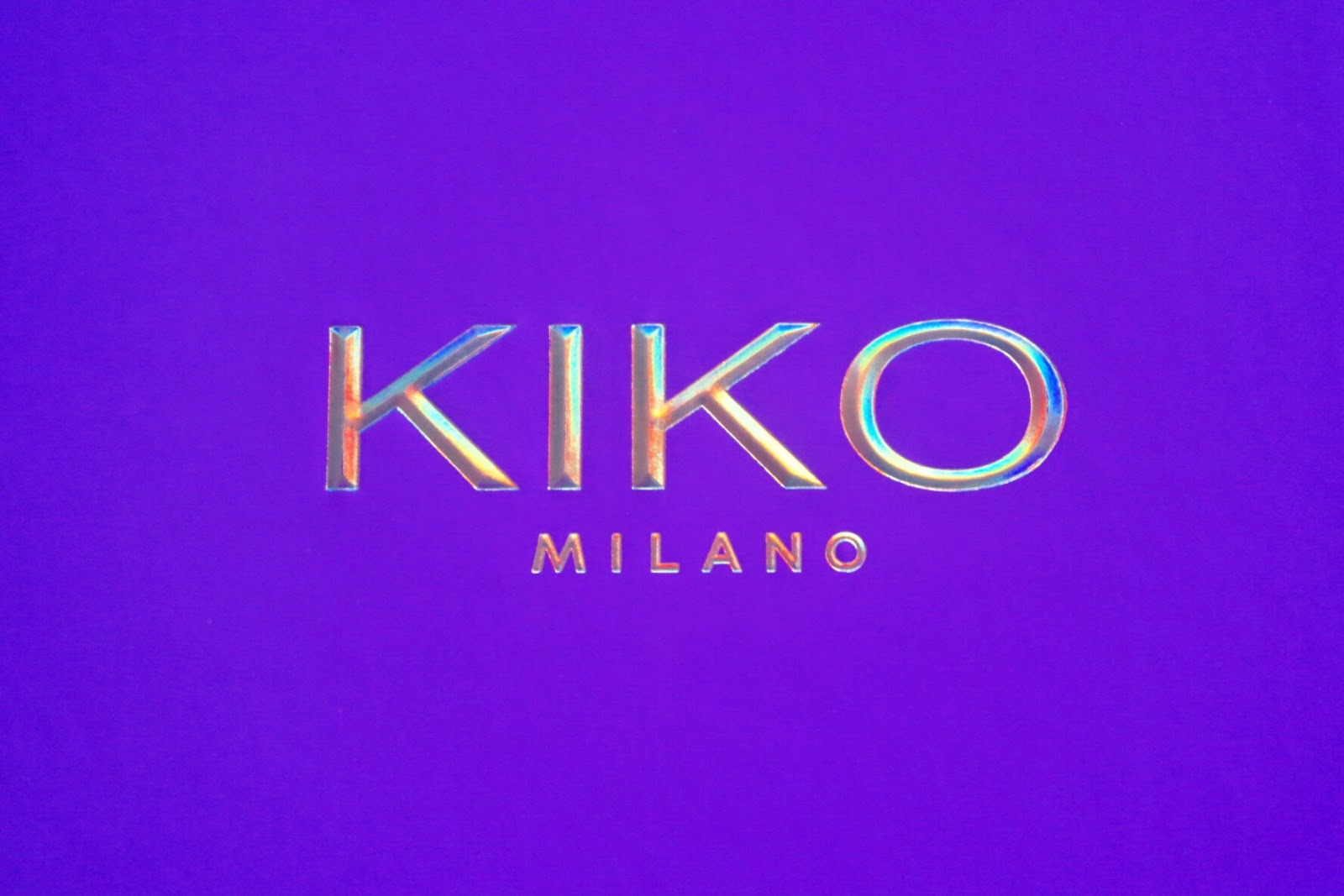 Curly Hair Fashion Amp Beauty Kiko Milano Cosmetics Haul