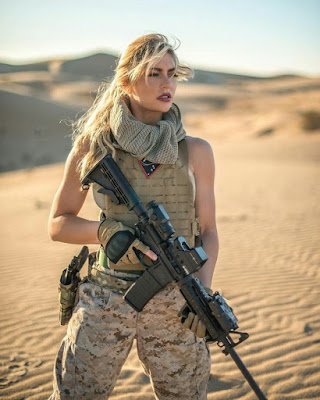 Best military girls images, stylish fighter girls dpz, military girls Dpz 2019,  fighter girls,girl with gun image gallery, Female soldier, Military female and Military women.
