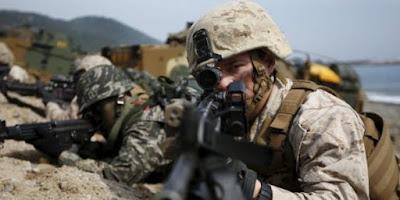 AS dan Korea Selatan Sepakat Hentikan Latihan Gabungan, Penuhi Keinginan Korea Utara?