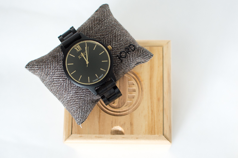 Jord wood watches for women