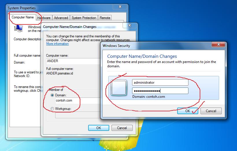 Cara Cepat dan Mudah Install Samba File Server, Active Directory dan
