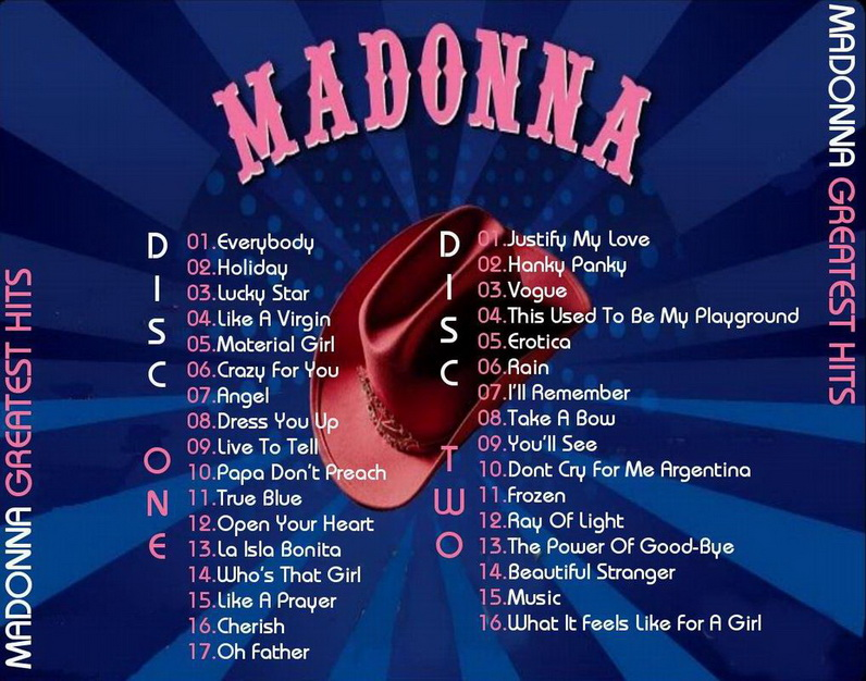 Madonna hung up mp3 320 | Download Madonna  2019-04-15
