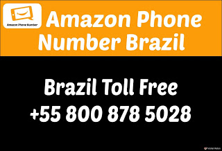 Amazon Contact Number Brazil