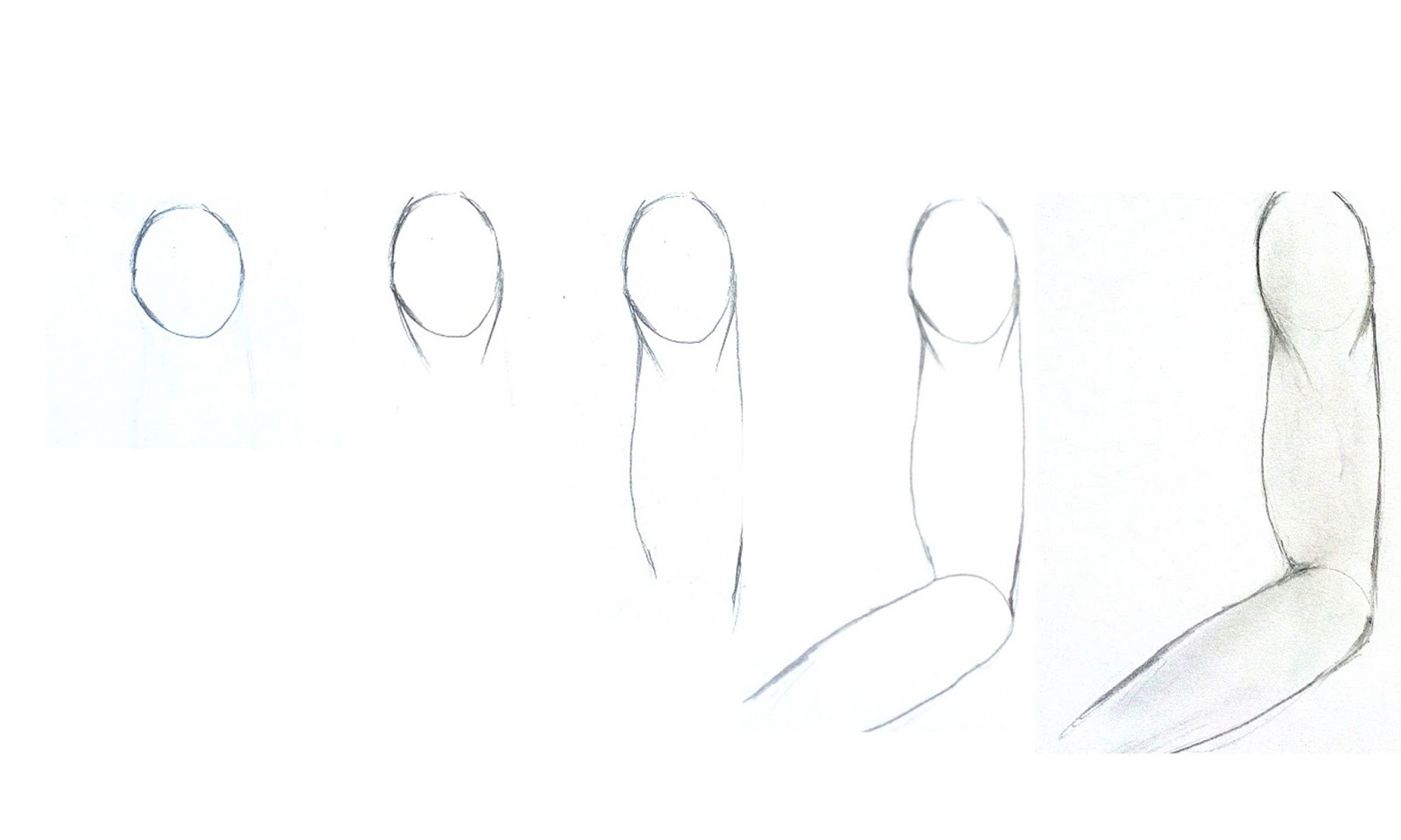 Cara Menggambar Tubuh Manga Pemuda - tips dan trik 4