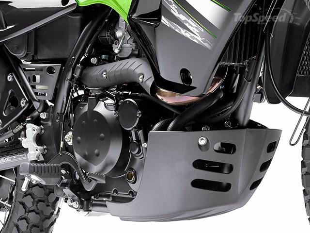 Kawasaki KLR 650 2014 - Raja Kelas Dual-Purpose