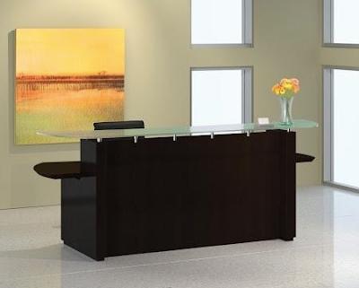 best reception desk under 1500
