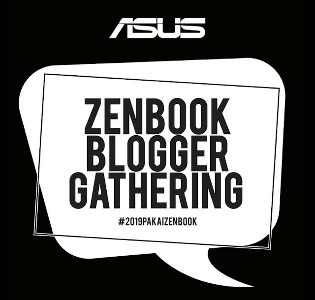 ASUS ZENBOOK BLOGGER GATHERING