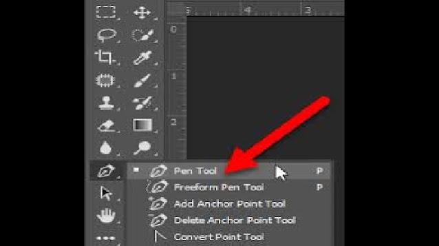 Cara Membuat Garis di Photoshop