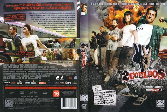 Capa DVD 2 COELHOS