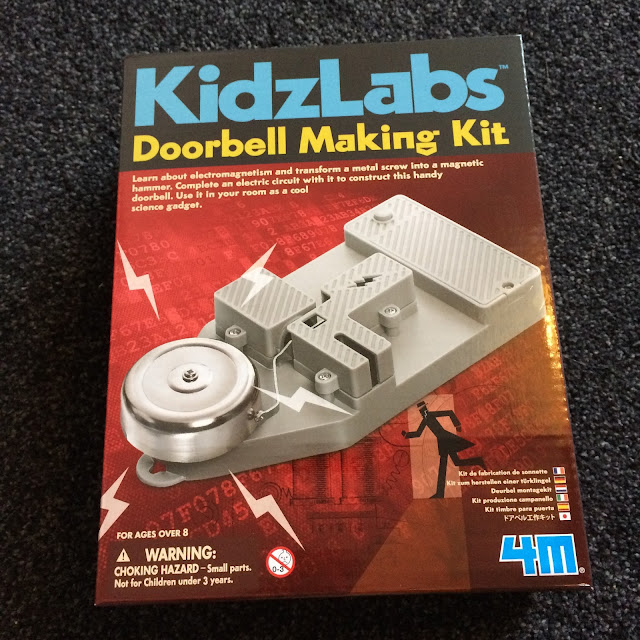 Make your own doorbell, great Gizmos