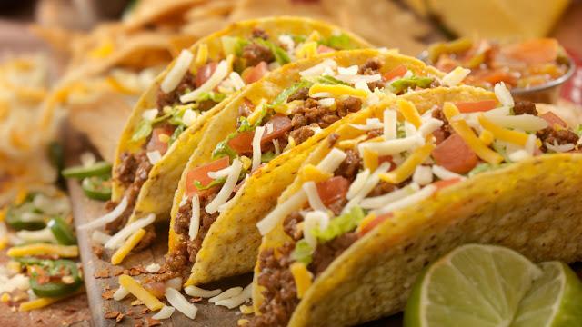 Umur panjang taco cangkang keras ada hubungannya dengan popularitas akhirnya di AS LAURIPATTERSON / GAMBAR GETTY