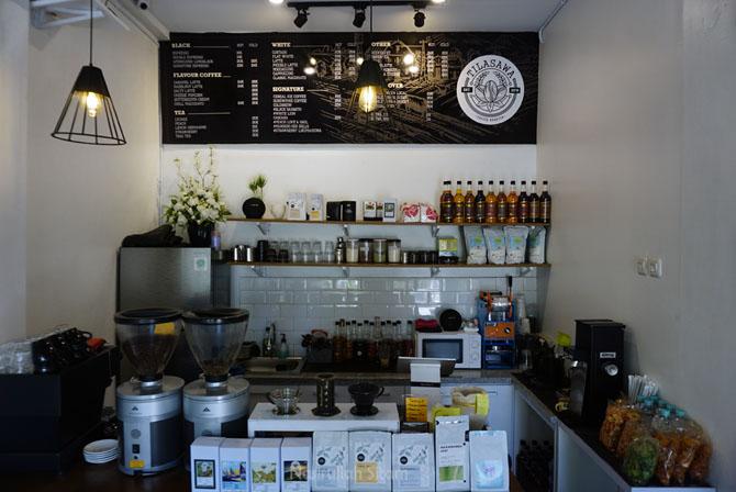 Kedai Kopi Tilasawa Coffee Roaster Jogja