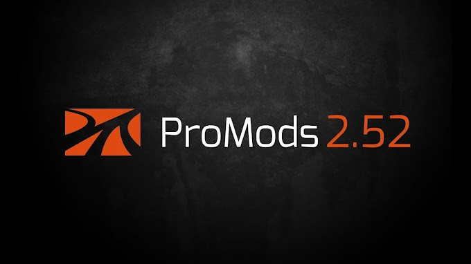ETS 2 - Promods v2.52 Harita Modu (1.40)