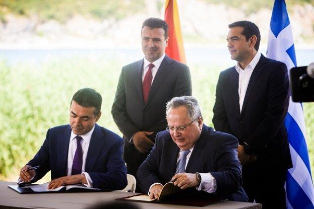 Ο πειρασμός της «νομικής προσέγγισης» της συμφωνίας των Πρεσπών
