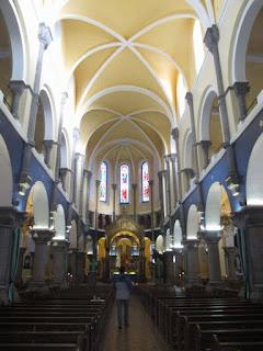 interior Catedral de la Inmaculada Concepción de Sligo