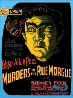 Los Crímenes de la Calle Morgue (1932)HD[1080P]latino[GoogleDrive] DizonHD