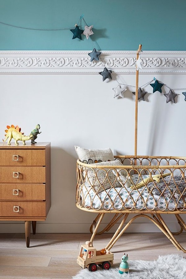 6 Original and Different Baby Bedrooms 3