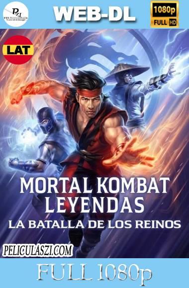 Mortal Kombat Leyendas La batalla de los reinos (2021) Full HD WEB-DL 1080p Dual-Latino
